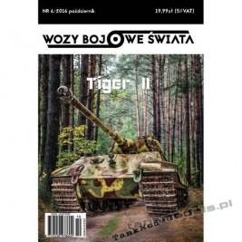 Tygrys II - Wozy Bojowe Świata 6 (6/2016)