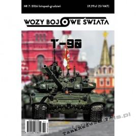 T-90 - Wozy Bojowe Świata 7 (7/2016)