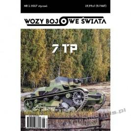 7TP Polish light tank - Wozy Bojowe Świata 8 (1/2017)