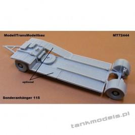 Sonderanhanger 115 - Modell Trans 72444