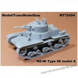 KE-NI Type 98 model A - Modell Trans 72454