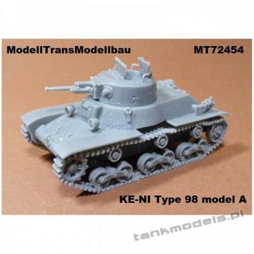 KE-NI Type 98 model A - Modell Trans 72454