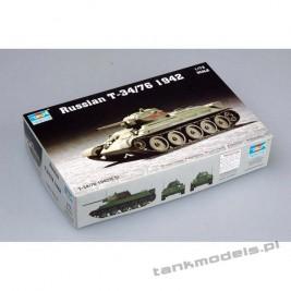 T-34/76 mod. 1942 - Trumpeter 07206