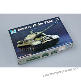 IS-3M (pożny) - Trumpeter 07228