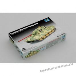 E-100 Super Heavy Tank - Trumpeter 07121