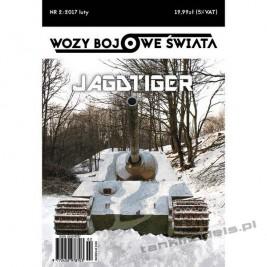 JagdTiger - Wozy Bojowe Świata 9 (2/2017)