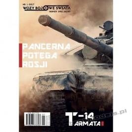 Pancerna Potęga Rosji - Wozy Bojowe Świata (1/2017) nr. specjalny