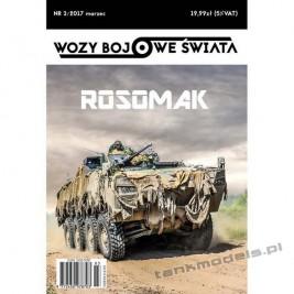 Rosomak - Wozy Bojowe Świata 10 (3/2017)