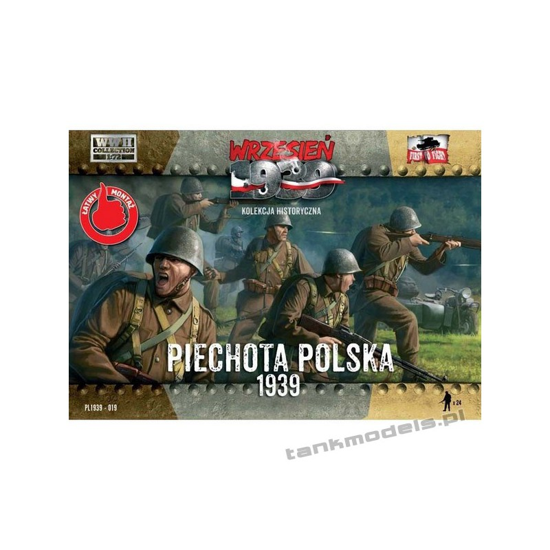 Polish Infantry 1939 - First To Fight PL1939-19