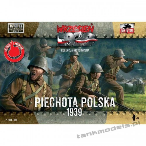 Piechota Polska 1939 - First To Fight PL1939-19