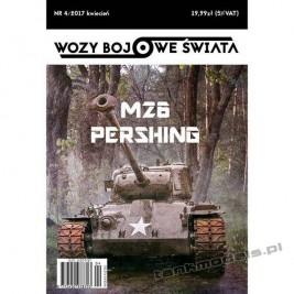 M26 Pershing - Wozy Bojowe Świata 11 (4/2017)