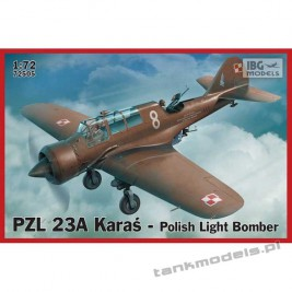 PZL. 23A Karaś Polish Light Bomber - IBG 72505