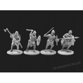 The Anglo-Saxons warriors - V&V Miniatures R28.4