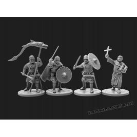 The Anglo-Saxons 2 - V&V Miniatures R28.6