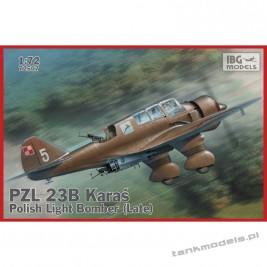 PZL. 23B Karaś - late production - IBG 72507