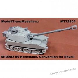 M109A2-90 NL (conv. for Revell) - Modell Trans 72504