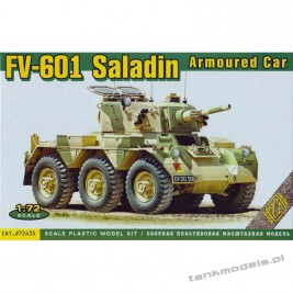 FV-601 Saladin Armoured car - ACE 72435