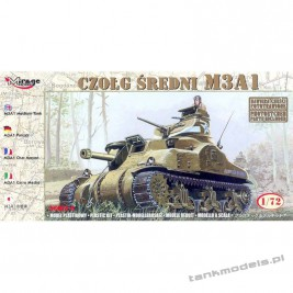 "M3A1 ""General Grant"" - Mirage Hobby 72803"