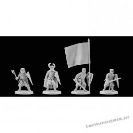 Krzyżowcy 1 - V&V Miniatures R28.25