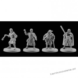 Pilgrims 2 - V&V Miniatures R28.29