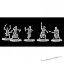 Pilgrims 3 - V&V Miniatures R28.30