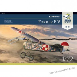 Fokker E.V (expert set) - Arma Hobby 70012