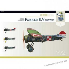 Fokker E.V - Lozenge (limited edition) - Arma Hobby 70014