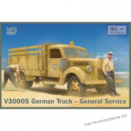Ford V3000 S German Truck General service - IBG 72071