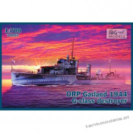 ORP Garland 1944 G-class Destroyer - IBG 70007