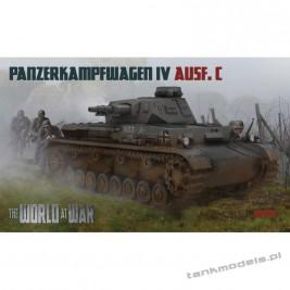 Panzer IV Ausf. C - World At War 010