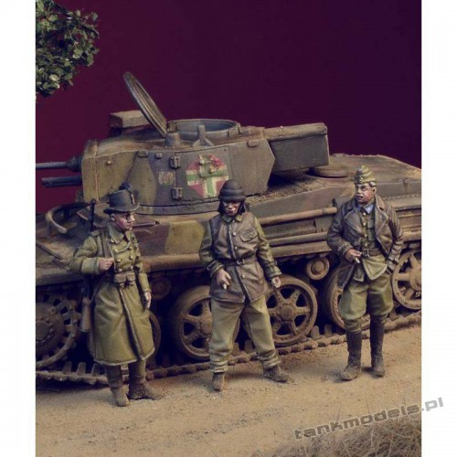 Royal Hungarian Army - D-Day Miniature 72005