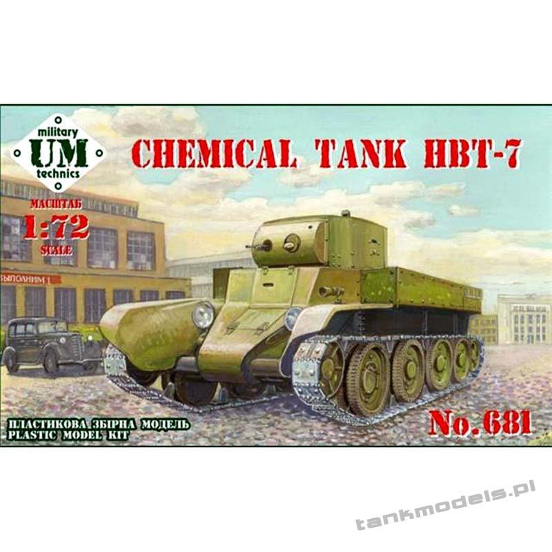 Chemical tank HBT-7 - UM-MT 681