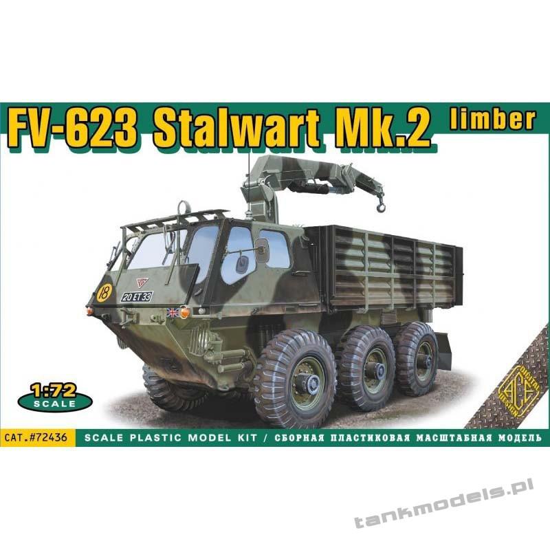 FV-623 Stalwart Mk.2 limber vehicle - ACE 72445