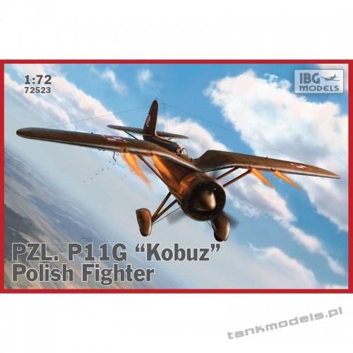 "PZL P.11g ""Kobuz"" - IBG 72523"