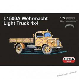 M-B L1500 Wehrmacht Light Truck 4x4 (Profi Line) - Attack 72904