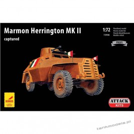 Marmon Herrington Mk.II Captured (Profi Line) - Attack 72906