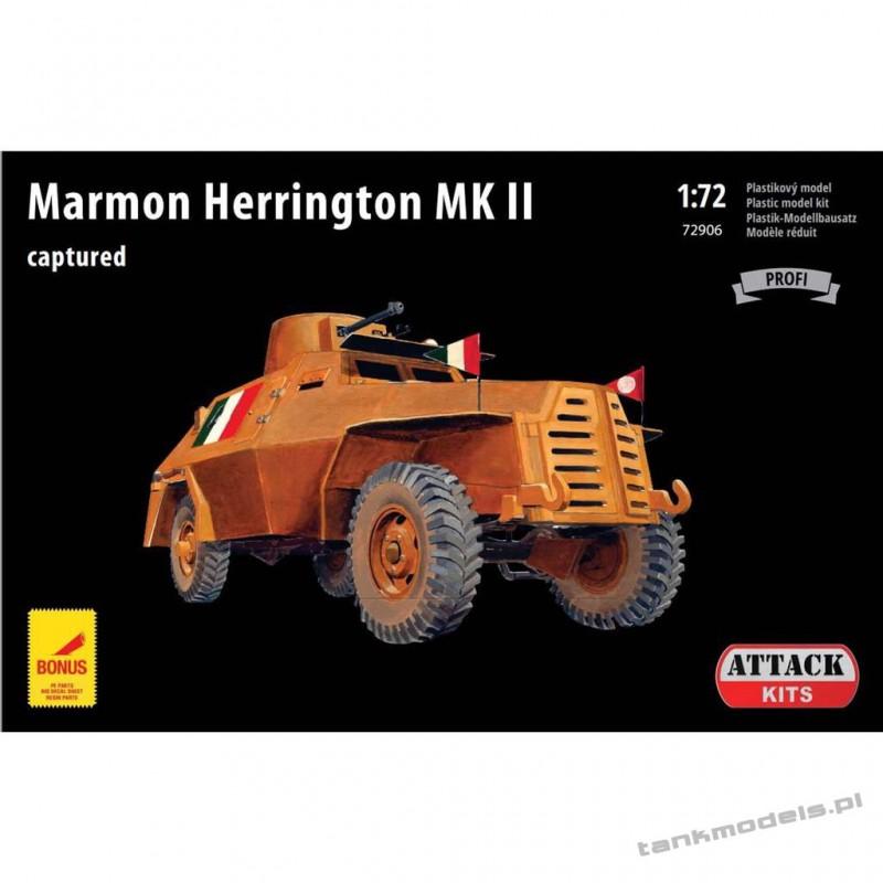Marmon Herrington Mk.II Captured (Profi Line) - Attack 72906