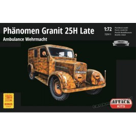 Phänomen Granit 25H Late Ambulance (Profi Line) - Attack 72911