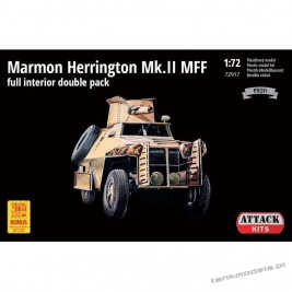 Marmon Herrington Mk.II MFF (Profi Line: full interior double pack) - Attack 72917