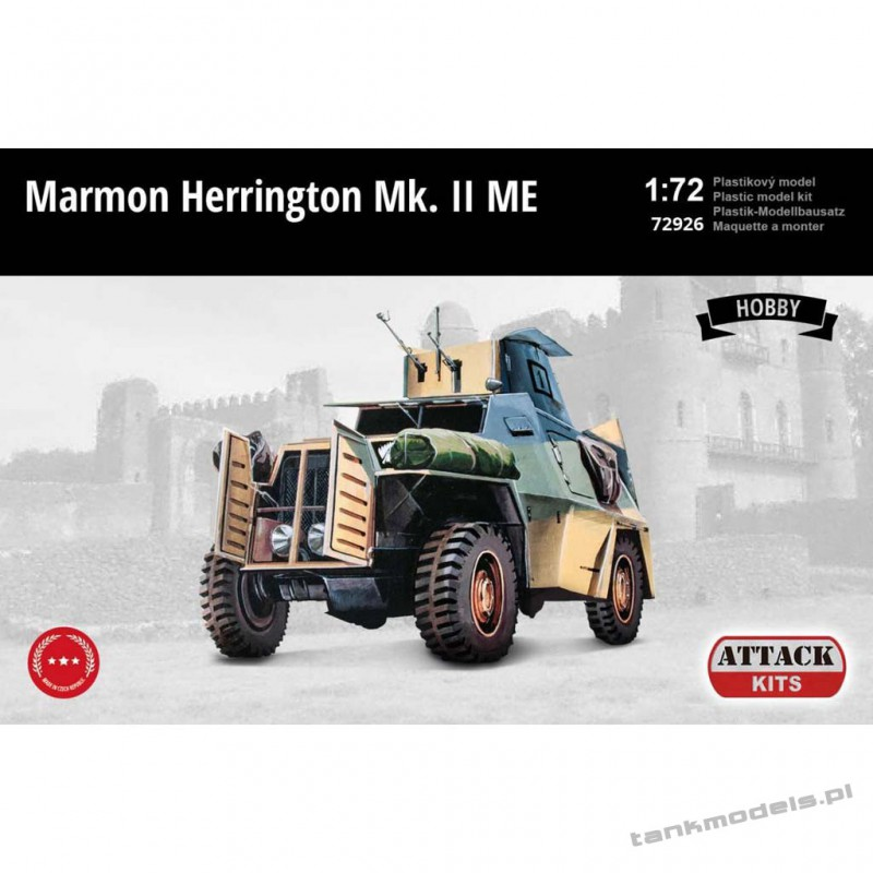 Marmon Herrington Mk.II ME (Hobby Line) - Attack 72926