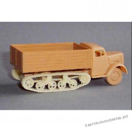 "Sd.Kfz.3 ""Maultier"" (conv. for Opel Blitz) - Modell Trans 72051"