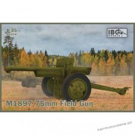 Schneider M1897 Field Gun - IBG 35058