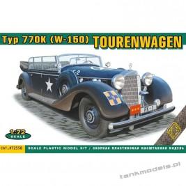 M-B 770K (W-150) Offener Tourenwagen - ACE 72558