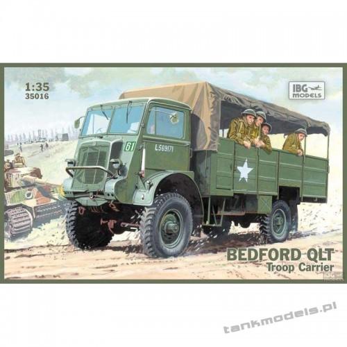 Bedford QLT troop carrier - IBG 35016