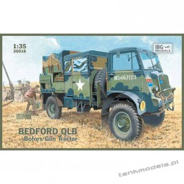 Bedford QLB Bofors Gun tractor - IBG 35018