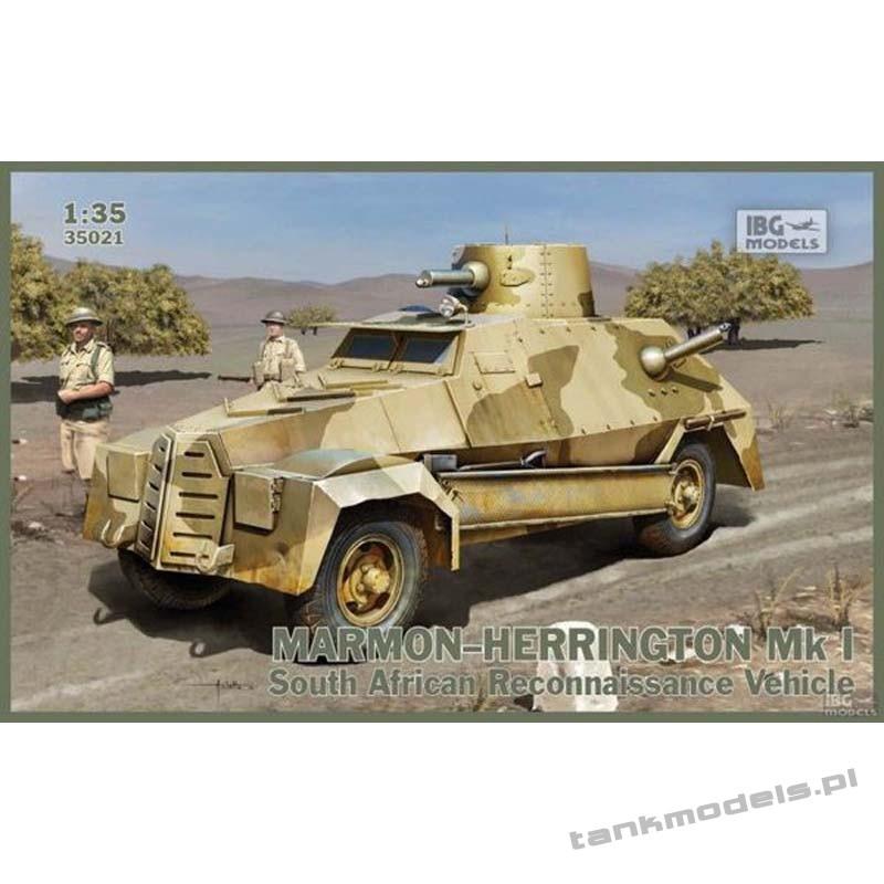 Marmon-Herrington Mk.I - IBG 35021