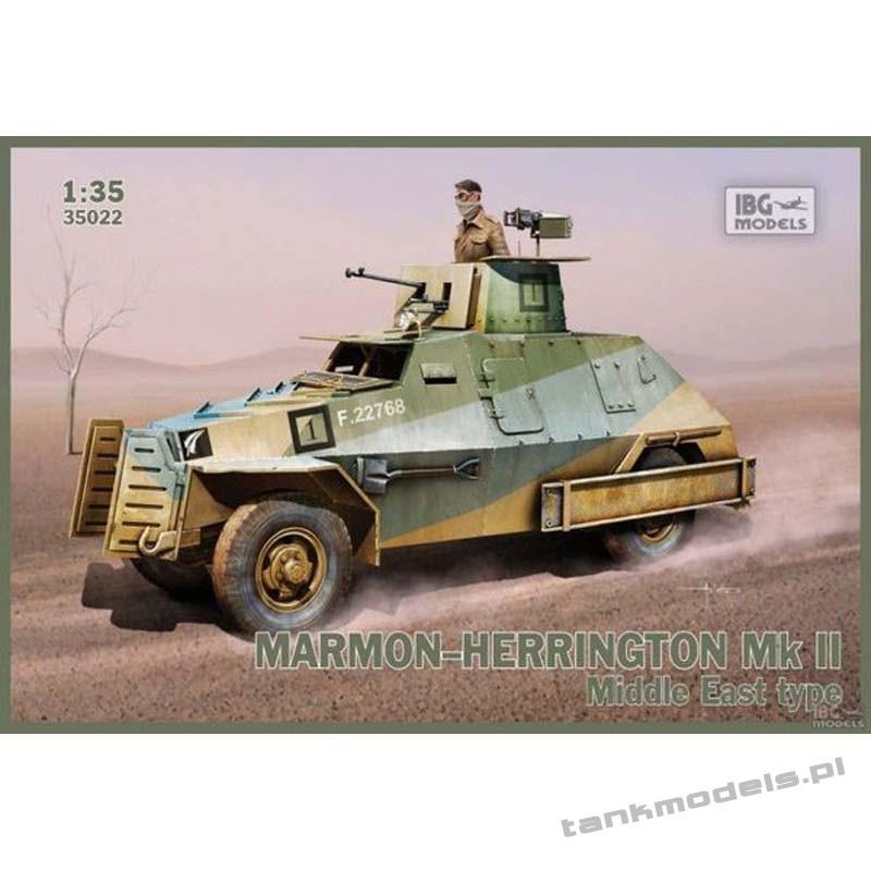 Marmon-Herrington Mk.II Middle East type - IBG 35022