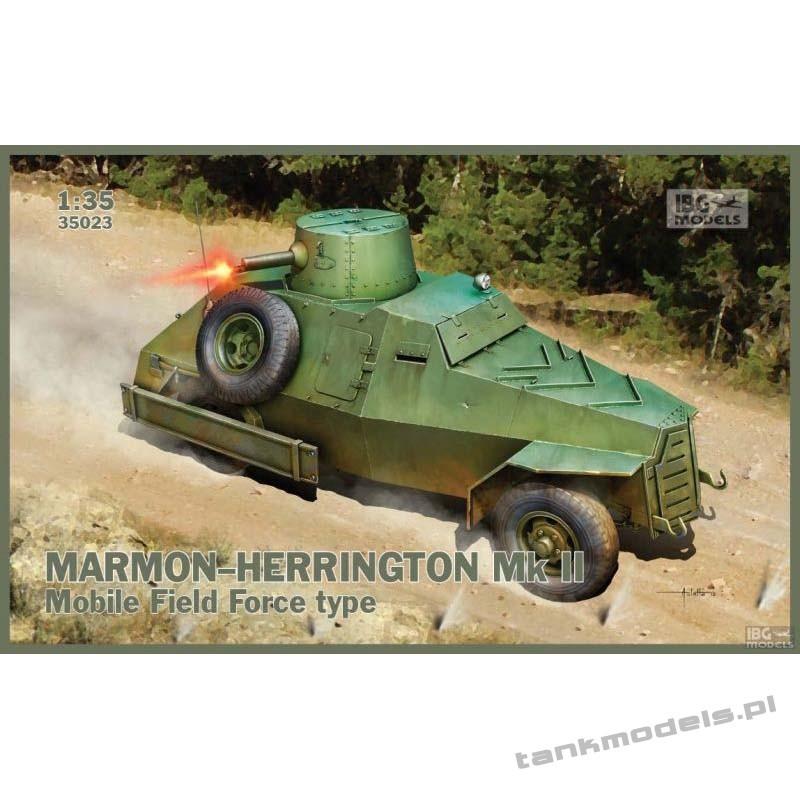 Marmon-Herrington Mk.II Mobile Field Force type - IBG 35023