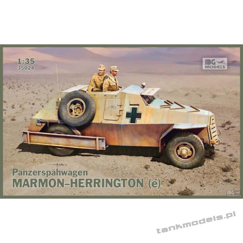 Marmon-Herrington (e) Panzerspahwagen - IBG 35024