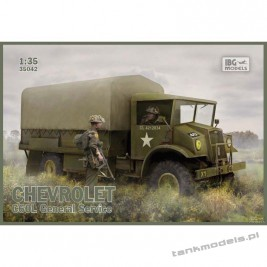 Chevrolet C60L General Service - IBG 35042
